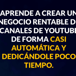 curso youtube power