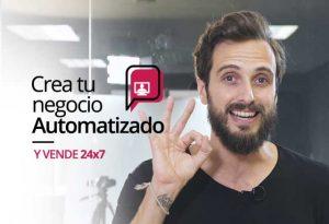 Crea y vende Infoproductos de Pepe Romera
