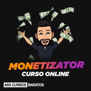 Curso completo MONETIZATOR DE SANTIAGO PAZ