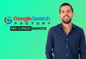Google Search Factory de Alan Valdez