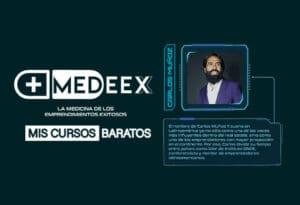 Medeex de Carlos Muñoz 2020