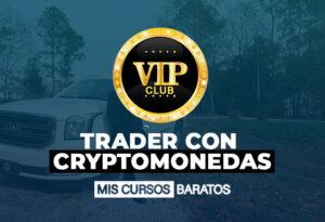 Trader con Cryptomonedas de Sandor Rich
